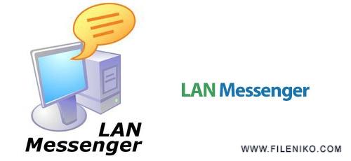 Lan Meseger - دانلود LAN Messenger v9.1  نرم افزار مسنجر برای شبکه های محلی