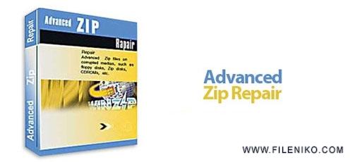 advanced zip - دانلود Advanced Zip Repair v2.0  نرم افزار تعمیر و بازسازی فایل های فشرده