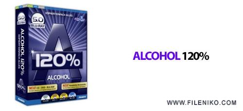 alcohol - دانلود Alcohol 120% 2.1.0.20601 Retail نرم افزار رایت و شبیه ساز