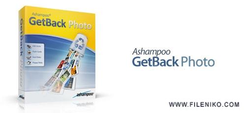 ashampoo - دانلود Ashampoo GetBack Photo v1.0.0  نرم افزار بازیابی عکس های پاک شده