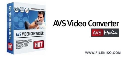 avs video convertor - دانلود AVS Video Converter 10.1.2.627 + Menu Pack تبدیل فایل های تصویری و ویدئویی