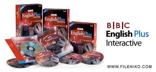 bbc english plus - دانلود BBC English Plus Interactive  مجموعه کامل آموزش زبان انگلیسی
