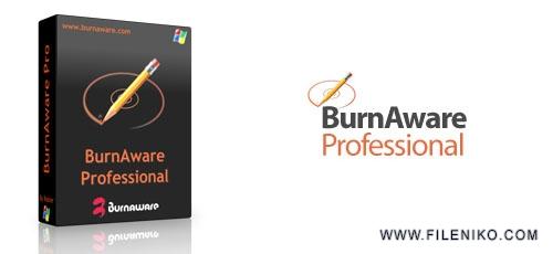 burn aware - دانلود BurnAware Pro 13.7 نرم افزار رایت سی دی و دی وی دی
