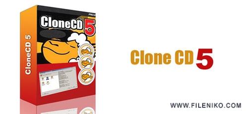clone cd - دانلود CloneCD v5.3.4.0 نرم افزار رایت سی دی های قفل دار و خش دار