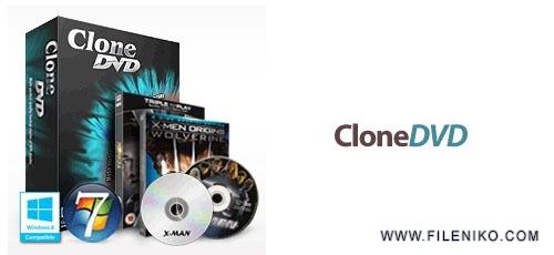 clone dvd ultimate - دانلود CloneDVD Ultimate v7.0.0.15 نرم افزار کپی دی وی دی