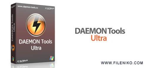 daemontools1 - دانلود DAEMON Tools Ultra 5.6.0.1216 / Lite 10.11.0.941  ساخت درایو مجازی