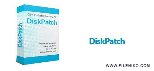 diskpatch - دانلود DiskPatch v4.0.300 نرم افزار رفع مشکلات دسترسی به هارد دیسک