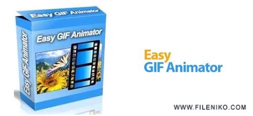 easy gif - دانلود Easy GIF Animator Pro v7.3.0.61  نرم افزار ساخت بنرهای تبلیغاتی انیمیشن