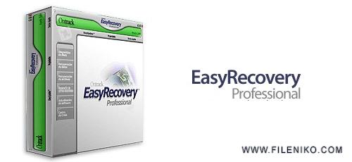 easyrecovery - نرم افزار Ontrack EasyRecovery Professional v11.0.1.0  نرم افزار بازیابی اطلاعات و تعمیر فایل های آسیب دیده