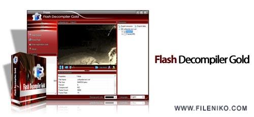 flash decompiler gold - دانلود Flash Decompiler Gold v2.3.1.1340 :: نرم افزار استخراج فایل های فلش ::
