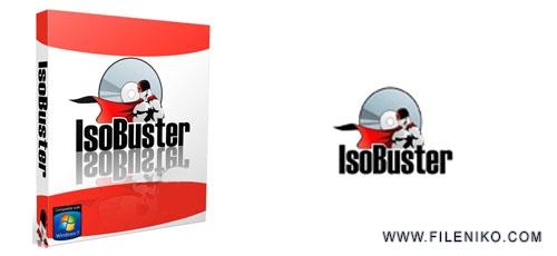 iso buster - دانلود IsoBuster Pro 4.0 نرم افزار کپی و بازیابی اطلاعات سی دی های خش دار و قفل دار