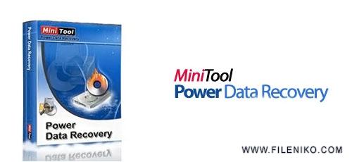 minitool - دانلود MiniTool Power Data Recovery 8.6 All Edition نرم افزار بازیابی اطلاعات