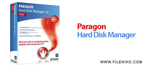 paragon hard disk manager - دانلود Paragon Hard Disk Manager Advanced 16.23.1 + BootCD مدیریت هارد دیسک