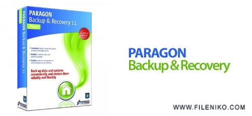 paragon - دانلود Paragon Backup & Recovery Pro 17.4.3 بازیابی و تهیه نسخه پشتیبان