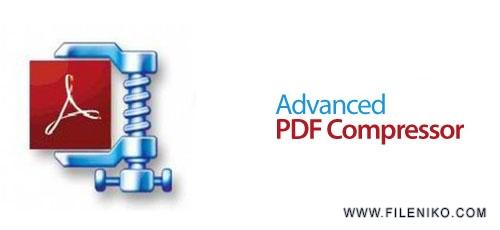 pdf comperssion - دانلود Advanced PDF Compressor 2012 v1.2.11  نرم افزار کاهش حجم فایل های PDF