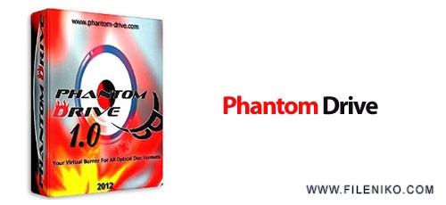 phantom drive - دانلود Phantom Drive v1.0.0.5 x86/x64  نرم افزار شبیه سازی درایو نوری