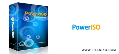 power iso - دانلود PowerISO v7.3 x86/x64  نرم افزار ساخت و مدیریت Image های CD و DVD