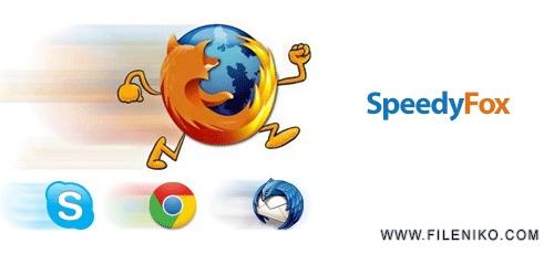 speedyfox - دانلود SpeedyFox v2.0.24 Build 130  نرم افزار افزایش سرعت مرورگرهای فایرفاکس و کروم