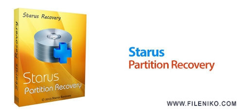 starus - دانلود Starus Partition Recovery 2.7 بازیابی فایل های حذف شده و تعمیر پارتیشن های آسیب دیده
