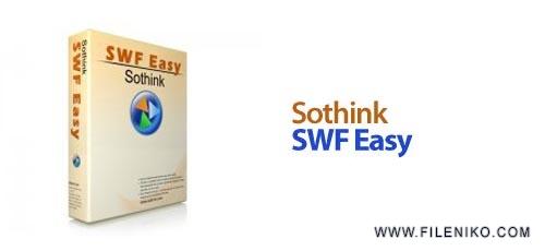 swf easy - دانلود Sothink SWF Easy v6.6.565 نرم افزار ساخت آسان انیمیشن های فلش
