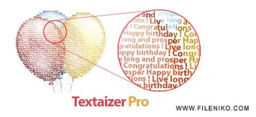 textaizer - دانلود Textaizer Pro v5.0.67  نرم افزار ساخت تصاویر متنی از عکس