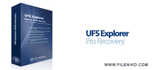 ufs explorer - دانلود UFS Explorer Professional Recovery v5.20.0 x86/x64 بازیابی اطلاعات آسیب دیده RAID