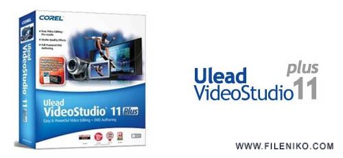 ulead video studio - دانلود Ulead VideoStudio v11.0 Plus  نرم افزار ویرایش و میکس ساده تصاویر ویدئویی