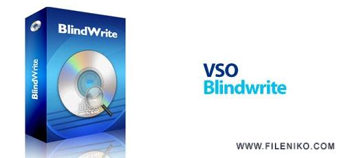 vso blindwrite - دانلود VSO Blindwrite v7.0.0.0  نرم افزار کپی انواع سی دی و دی وی دی قفل دار