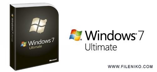 windows7 - دانلود Windows 7 Ultimate SP1 x86/x64 بسته کامل ویندوز ۷ اوریجینال