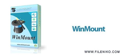 winmount - دانلود WinMount v3.5.1018 نرم افزار مرور و مدیریت فرمت های مختلف فایل های فشرده و ایمیج ها