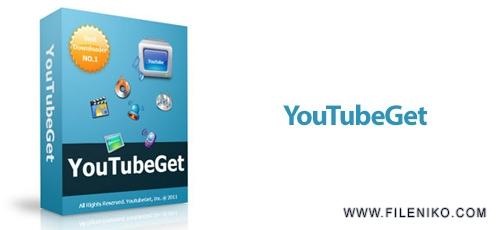 youtube get - دانلود YouTubeGet v6.5.0 نرم افزار دانلود فیلم از یوتیوب و تبدیل فرمت آن