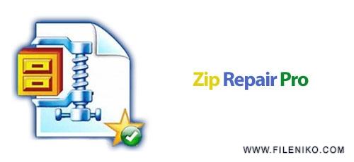 zip repair - دانلود Zip Repair Pro v5.1.0.1417  نرم افزار تعمیر فایل های زیپ معیوب