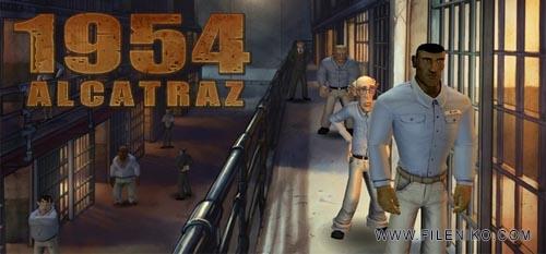 1954 alcatraz - دانلود 1954 Alcatraz  بازی آکاتراز 1954 برای PC