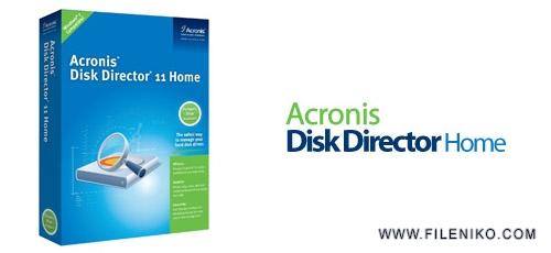 acronis disk director home - دانلود Acronis Disk Director v12.0 Build 3297  نرم افزار مدیریت و پارتیشن بندی هارد دیسک