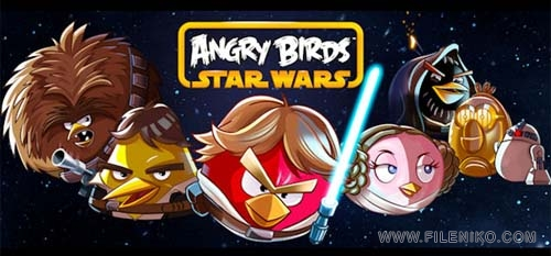 angry birds star wars - دانلود بازی Angry Birds Star Wars 1.5.0 پرندگان خشمگین جنگ ستارگان برای PC