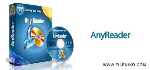 any reader - دانلود AnyReader 3.16 Build 1130  کپی اطلاعات آسیب دیده