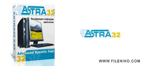 astra32 - دانلود ASTRA32 v3.00  نرم افزار نمایش اطلاعات سیستم