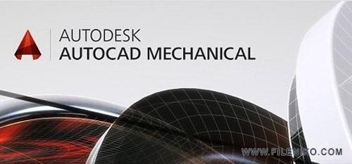 autocad mechanical - دانلود Autodesk AutoCAD Mechanical 2020 x64 طراحی قطعات مکانیکی