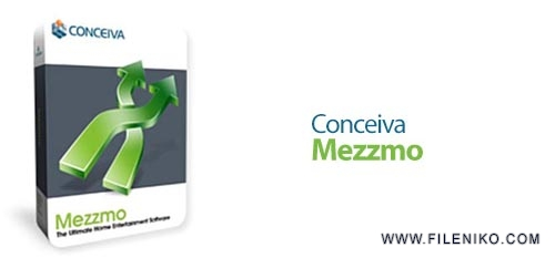 conceiva mezzmo - دانلود Conceiva Mezzmo 5.2.0.0  ابزاری برای DLNA