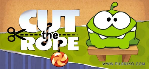 cut the rope - دانلود Cut the Rope PC Game  بازی طناب را ببر برای کامپیوتر