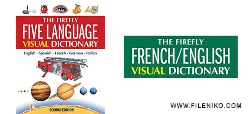 firefly - دانلود FireFly  دیکشنری تصویری پنج زبانه