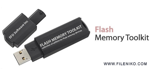 flash memory tools - دانلود Flash Memory Toolkit PRO v2.0.0.0  نرم افزار جعبه ابزار کار با فلش مموری