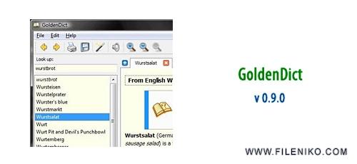 golden dic - دانلود GoldenDict 1.5.0 RC2-311 دیکشنری انگلیسی به فارسی جدید