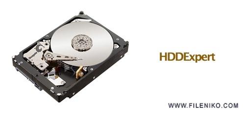 hdd expert - دانلود HDDExpert 1.18.4.43 نرم افزار مدیریت و بررسی وضعیت سلامت هارد دیسک