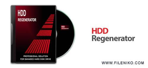 hdd regenerator - دانلود HDD Regenerator 2013 v1.71  رفع مشکل بد سکتور هارد