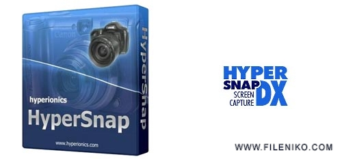 hyper snap - دانلود HyperSnap 8.16.16 عکس برداری از دسکتاپ ویندوز