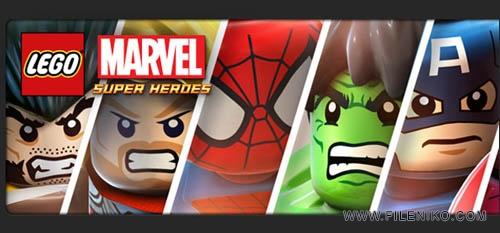 lego marvel - دانلود LEGO MARVEL Super Heroes بازی لگوی سوپر قهرمانان برای PC