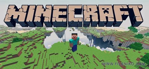 دانلود Minecraft 1.13.1  بازی ماینکرافت برای PC