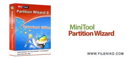 minitools partition wizard - دانلود MiniTool Partition Wizard Professional 10.3  نرم افزار پارتیشن بندی هارد دیسک