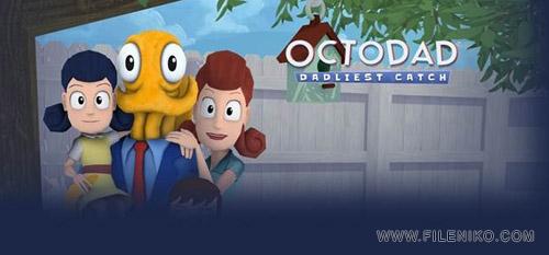 octodad - دانلود بازی Octodad Dadliest Catch برای PC بازی ماجراجویی هشت پا